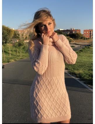 Vestido ochos pink
