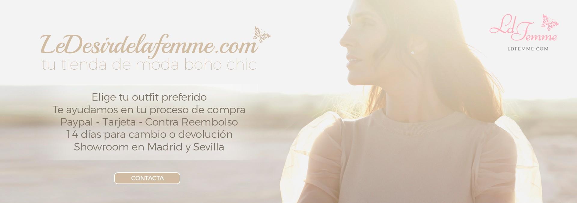 Contacta con Ldfemme.com
